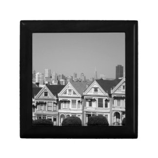 Painted Ladies Small Square Gift Box