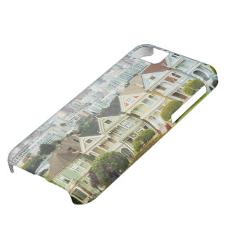 Painted Ladies, Victorian houses and skyline iPhone 5C Case
