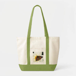 Painted Lady Butterfly (2) Canvas Bags