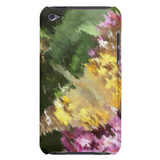 Painted Lady Butterfly Acrylic Effect Barely There iPod Case