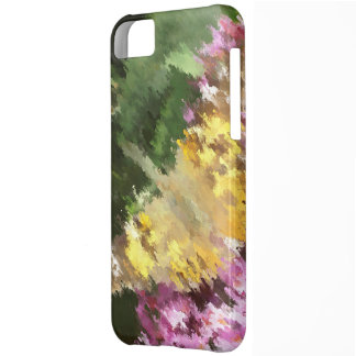 Painted Lady Butterfly Acrylic Effect iPhone 5C Case