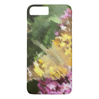 Painted Lady Butterfly Acrylic Effect iPhone 8 Plus/7 Plus Case