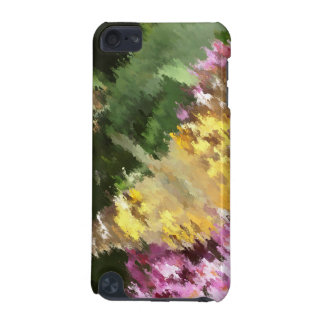 Painted Lady Butterfly Acrylic Effect iPod Touch (5th Generation) Cases