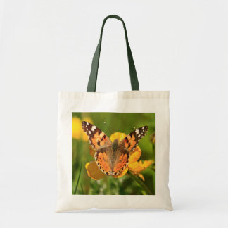 Painted Lady Butterfly Bags