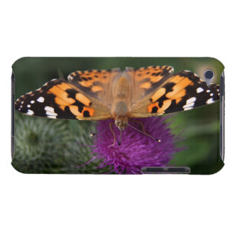 Painted lady butterfly barely there iPod covers