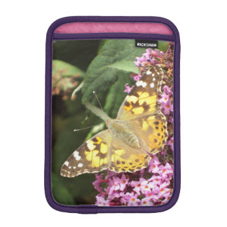 Painted Lady Butterfly, Feminine iPad Mini Sleeve
