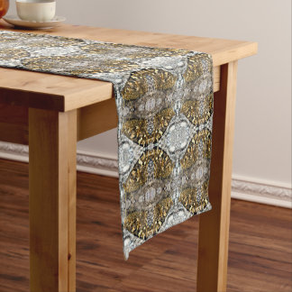 Painted Lady Butterfly Short Table Runner