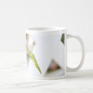 Painted Lady Caterpillar Coffee Mug