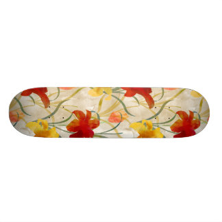 Painted Lilies Skateboards