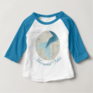 Painted Mermaid Collection Baby T-Shirt