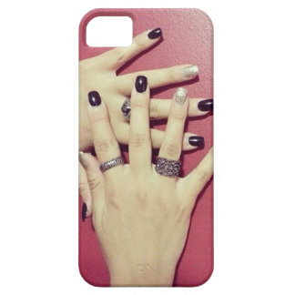 Painted nails! case for the iPhone 5