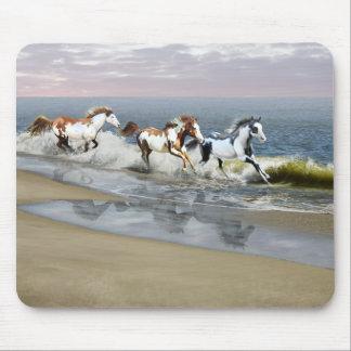 Painted Ocean Mousepad