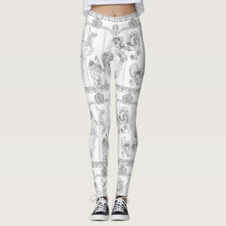 Painted Ponies Leggings