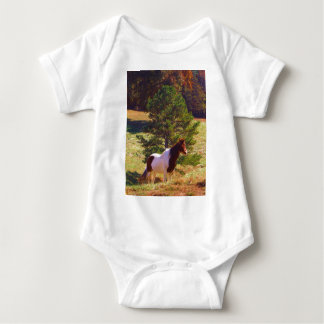 Painted Pony  by the Pine T Shirt