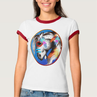 Painted Pony FramedT-Shirt T-Shirt