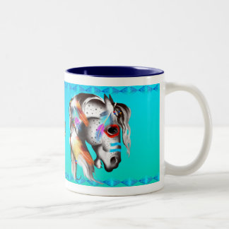 Painted Pony Mug