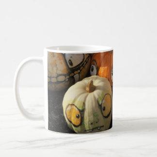 Painted Pumpkins Mug