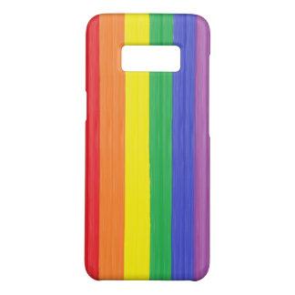 Painted Rainbow Flag Case-Mate Samsung Galaxy S8 Case