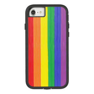 Painted Rainbow Flag Case-Mate Tough Extreme iPhone 8/7 Case