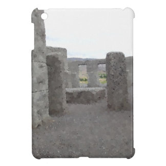 Painted Reflections of Stonehenge iPad Mini Covers