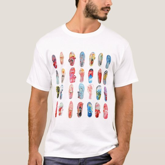 Painted Shoes T-Shirt