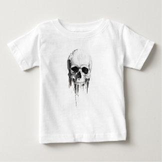 Painted Skull Infant T-Shirt
