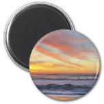 Painted Sky Refrigerator Magnets