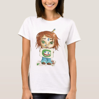 Painted Smile T-Shirt
