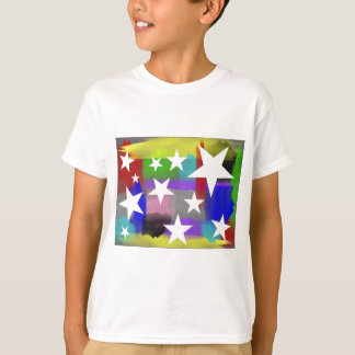 Painted Stars T-Shirt