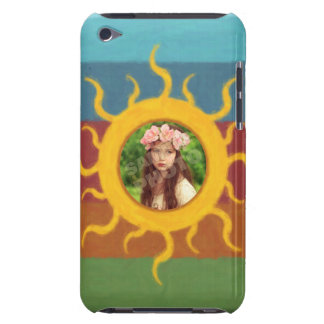 Painted Sun Photo Template Case-Mate iPod Touch Case