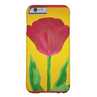 Painted Tulip Phone Case