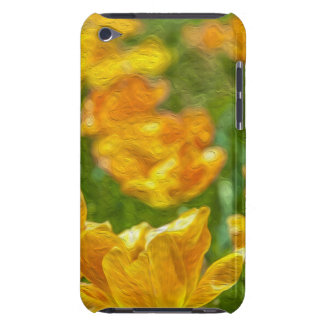 Painted Tulips iPod Touch Covers