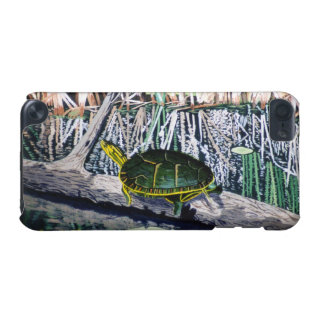 Painted Turtle IPod Touch Case