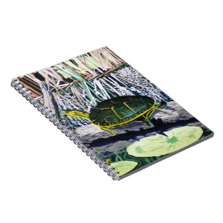 Painted Turtle Notebooks