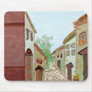 Painted Venice Italy Mousepad