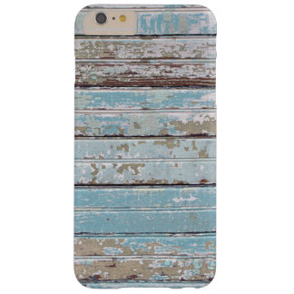 Painted Wood Boards. Barely There iPhone 6 Plus Case