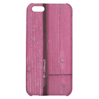 Painted Wood iPhone 5C Case