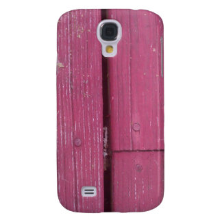 Painted Wood Samsung Galaxy S4 Cover
