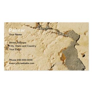 Painter Business Card Business Card