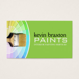 Painter - Business Cards