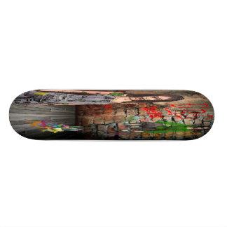 Painter Girl Skate Board