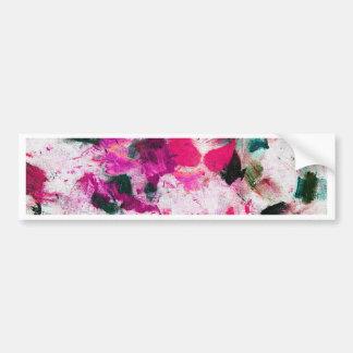 Painter jpg bumper sticker