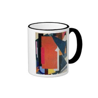 Painterly Architectonics, 1916-17 Ringer Mug