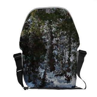 Painterly Forrest Commuter Bags