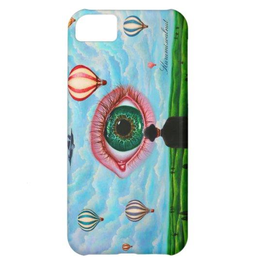 Painting art original imaginary eye picture eye iPhone 5C case