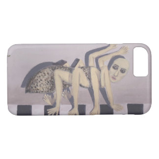 Painting based iPhone 7 case