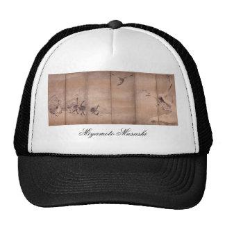 Painting by Miyamoto Musashi, c. 1600s Trucker Hats