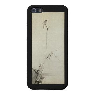 Painting by Miyamoto Musashi, c. 1600's iPhone 5 Covers