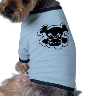 Painting Comic Doggie Tshirt