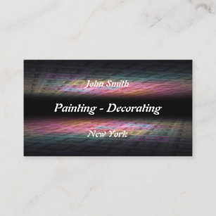 John Smith Business Cards Zazzle Uk